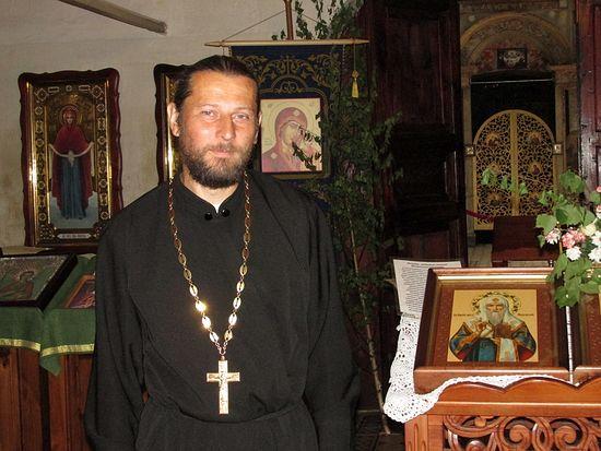 О. Сергий Ермолаев