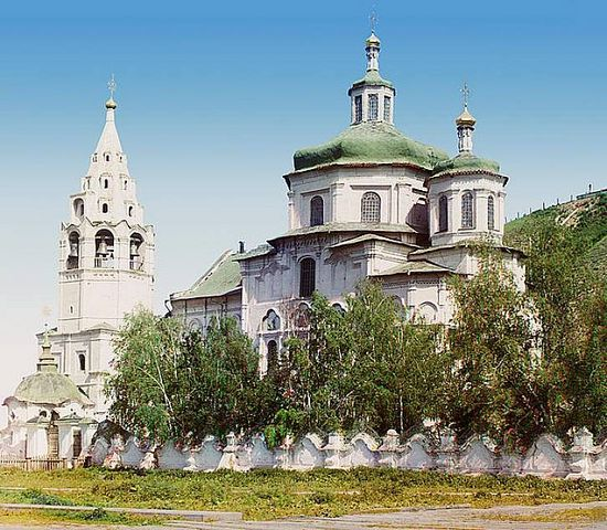 Church of the Holy Mother of God in Tobolsk - 1912