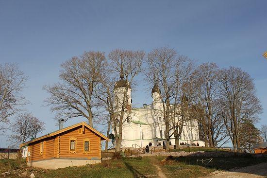 Творожковский Свято-Троицкий монастырь