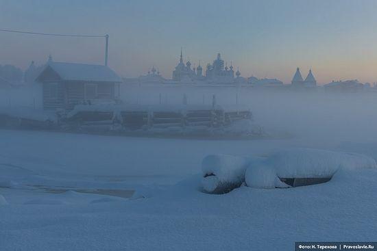 Соловецкий монастырь. Фото: Надежда Терехова / Православие.Ru