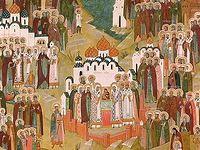 Прямой эфир от 12.06.2015. Тема:«Все святые в Земле Русской просиявшие»