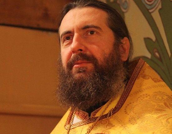 Православный священник гомосексуалист