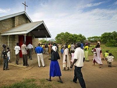 12 христианок предстали перед судом в Хартуме