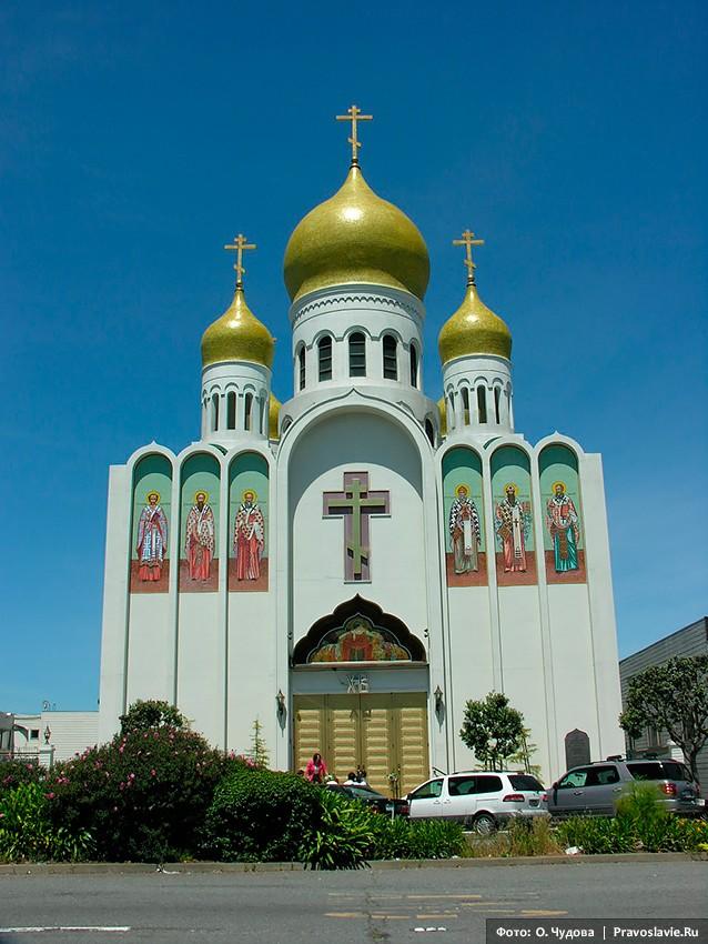 Собор в честь иконы Божией Матери «Всех Скорбящих Радость». Фото: О. Чудова / Православие.Ru