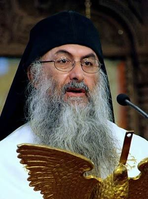 Archimandrite Zacharias of Essex