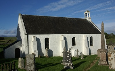 Former St. Moluag's Cathedral in Lismore