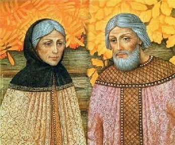 Sts. Peter and Fevronia
