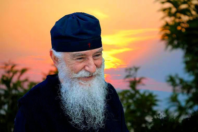 Fr. Nikon of Mount Athos