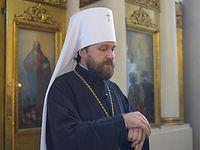 Блаженнейший митрополит Владимир был горячим поборником единства Русской Православной Церкви