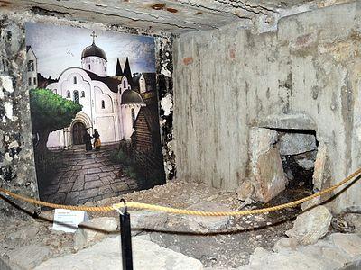 В Швеции выставлены на продажу руины православного храма и останки русского священника