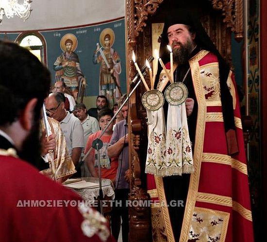 208343.p Всемирното Православие - ТЪРЖЕСТВА В ЧЕСТ НА ПРЕПОДОБНИ ПАИСИЙ СВЕТОГОРЕЦ В ГЪРЦИЯ (2)
