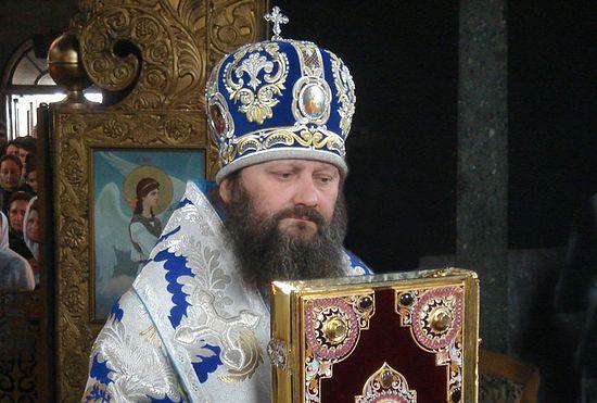 Митрополит Вышгородский и Чернобыльский Павел