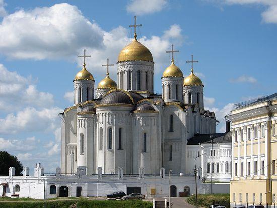 Владимир. Свято-Успенский собор
