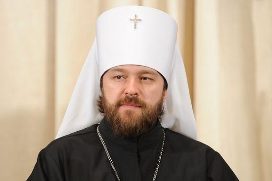 Митрополит Волоколамский Иларион (Алфејев)