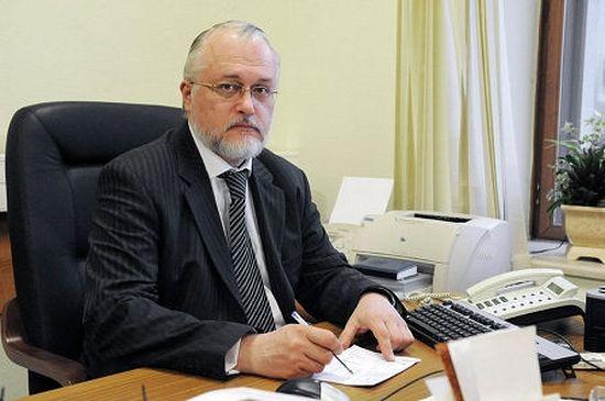 Доктор экономических наук игумен Филипп (Симонов).