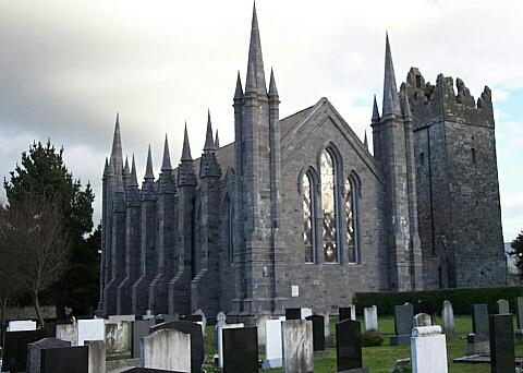 St. Maelruain's Church in Tallaght, co. Dublin