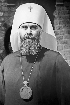Metropolitan Anthony of Sourozh