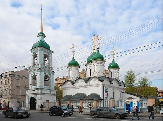 Trinity Church in Listy district. Photo by Andrey Zilov