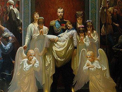Кто убил Государя?
