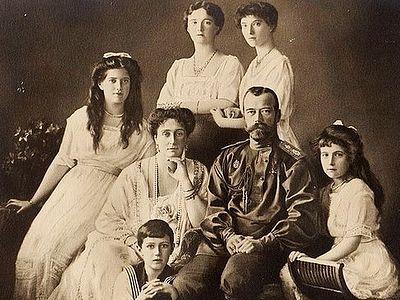 О царской семье