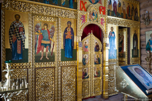 Trinity Church Iconostasis