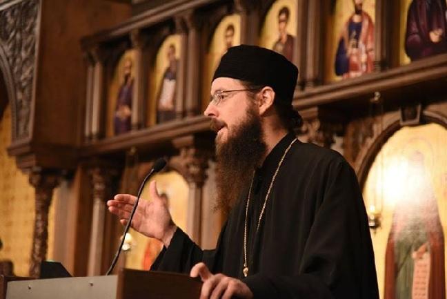 Schema-Archimandrite Sergius (Bowyer), abbot of St. Tikhon's Monastery