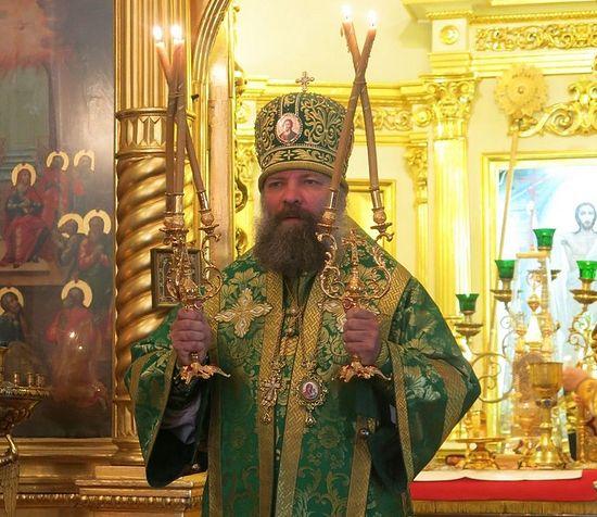 Епископ Душанбинский и Таджикистанский Питирим