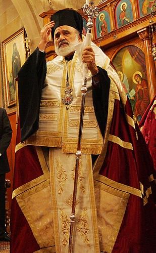 Encyclical of Greek Archbishop Stylianos of Australia