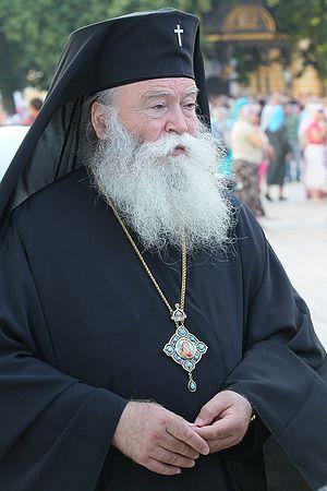 Митрополит Ловчанский Гавриил. Фото: Павел Багмут