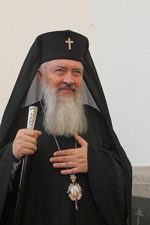 Митрополит Клужский Андрей. Фото: Павел Багмут