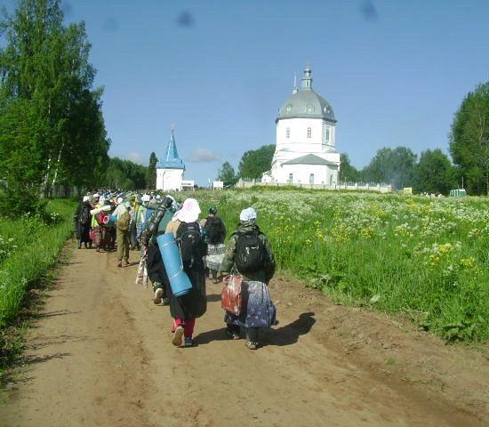 Село Горохово