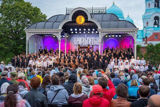 Свято-Владимирский Валаамский фестиваль православного пения «Просветитель»