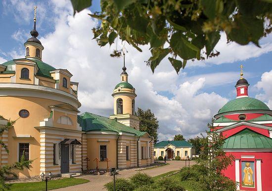 Борисоглебский Аносин женский монастырь. Фото: Даниил Африн