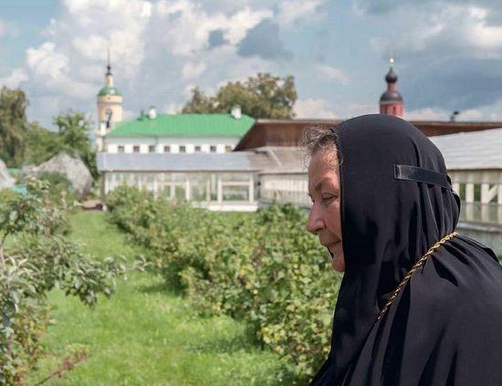 Игумения Мария (Солодовникова). Фото: Даниил Африн