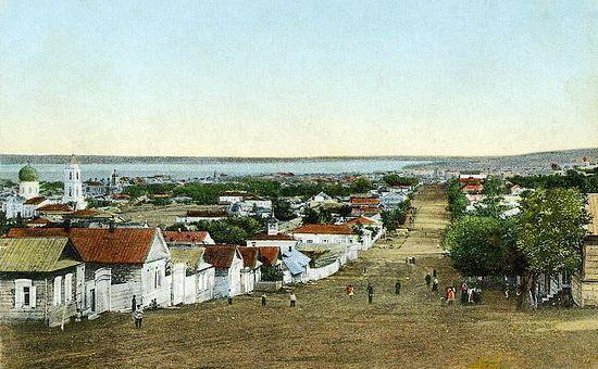 Хвалынск, 1910-е гг.