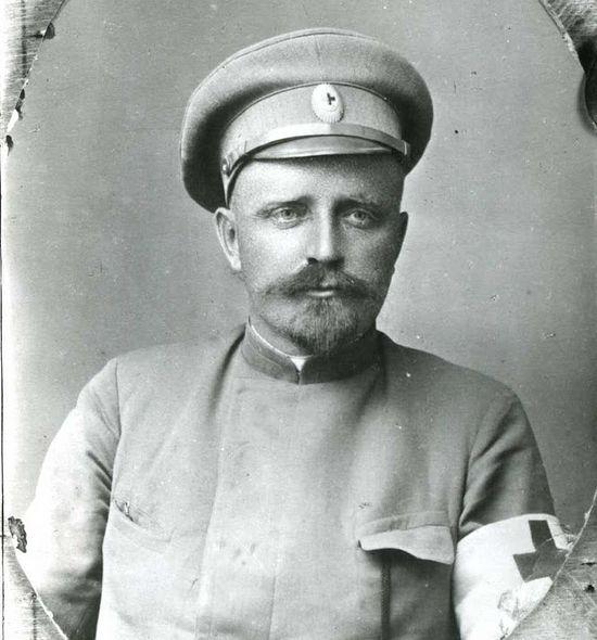 Александр Оттонович Медем