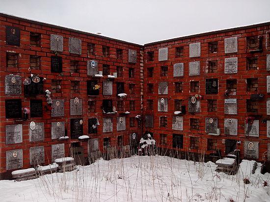 Колумбарий заброшенный. Владивосток