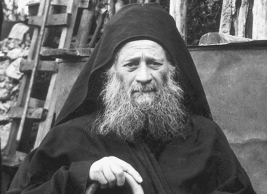 Старец Иосиф Исихаст