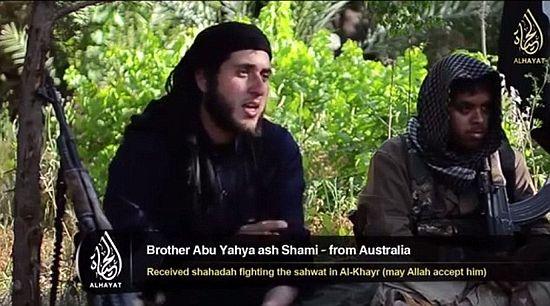 Боевик ИГ из Австралии