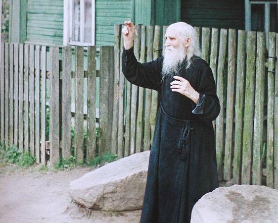 Благословение о.Николая