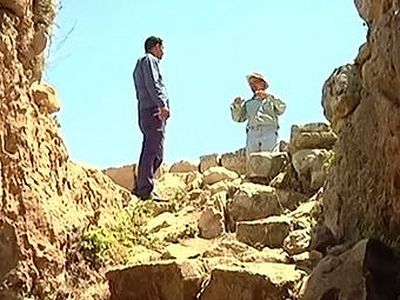 Палестина: В Рамалле обнаружены два храма византийской эпохи