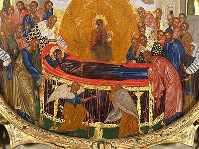 A Transition to Life: The Dormition of the Mother of God