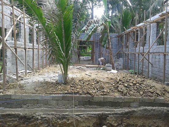 Строительство православного храма на Филлипинах