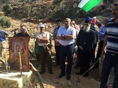 Христиане Палестины: «Они хотят поместить нас в огромную тюрьму»