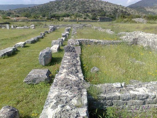 Остаци древне Диоклиjе
