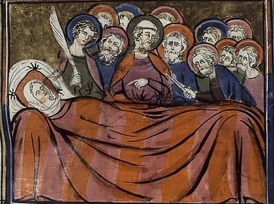 On the Dormition of the Theotokos