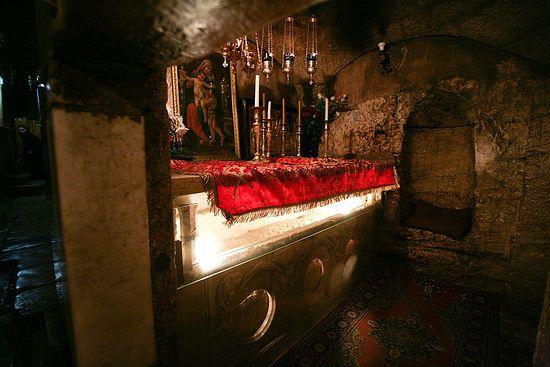 Гробница Богородицы. Иерусалим