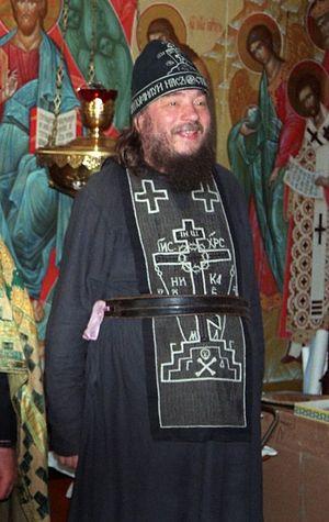 Схиархимандрит Зосима (Сокур)