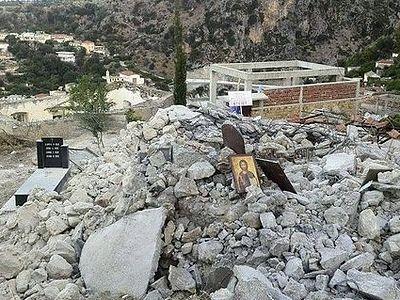 Албанская Церковь сделала официальное заявление в связи со сносом храма в Дерми