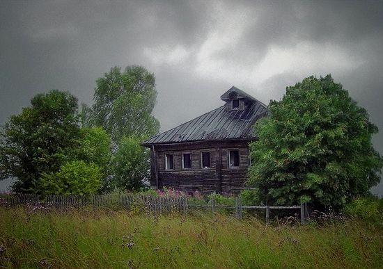 Брошенная деревня